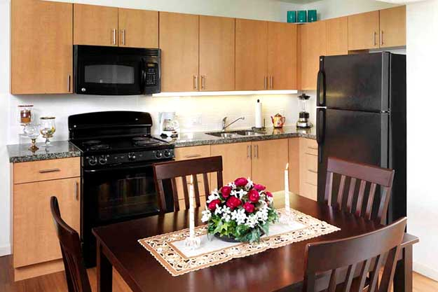 Apartment Kitchen